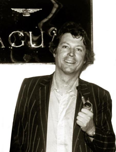 Roland URBAN - Rétromobile en février 1981.