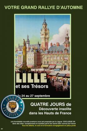 Rallye les Hauts de France 2020