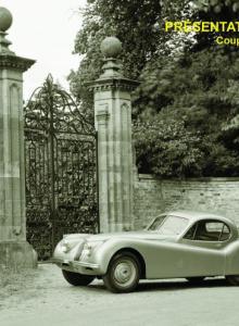 Présentation Presse : Coupé XK 120, Mai 1951
